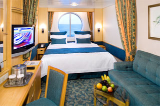 Cabins on Independence of the Seas