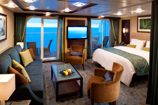 Grand Suite with Balcony on Oasis of the Seas