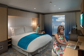 Cabins on Quantum of the Seas