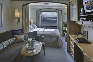 Cabins on SeaDream II