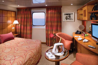 Cabins on Silver Explorer