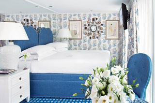 Suite cabin on River Queen