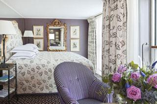 Suite cabin on S.S. Antoinette