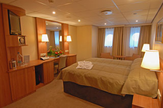 Deluxe Stateroom on Viking Truvor
