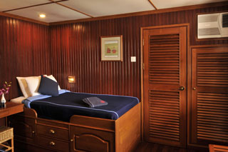 Cabins on Viking Mekong