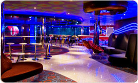 Club O2 on Carnival Magic