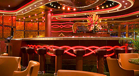 Century Bar on Carnival Fantasy