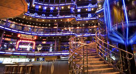 Atrium on Carnival Fantasy
