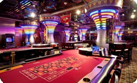 Casino on Carnival Elation