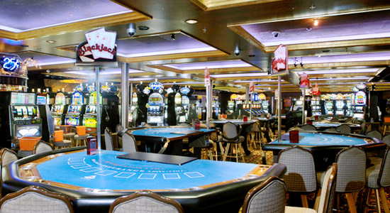 Casino Royale on Carnival Fascination