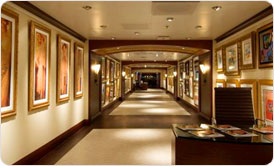 Art Gallery on Carnival Inspiration