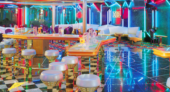 Illusion's Dance Club on Carnival Imagination