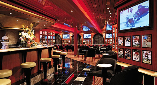 Maguire's Sports Bar on Carnival Miracle