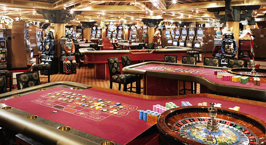 Shogun Club Casino on Carnival Valor