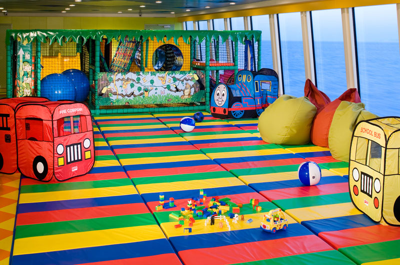 Kids Club on Norwegian Jewel