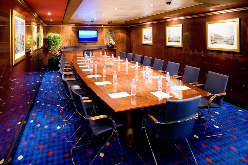 Meeting Room on Norwegian Jewel
