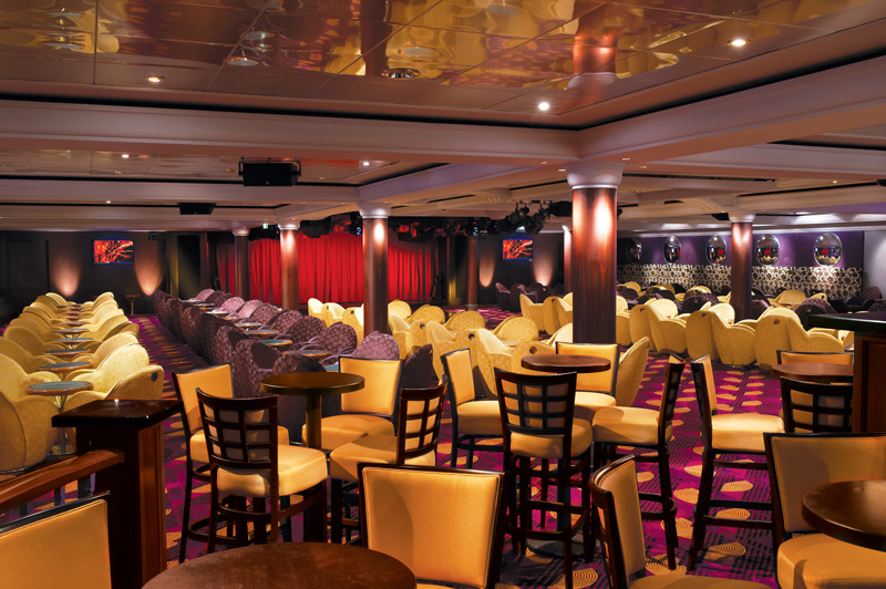 Spinnaker Lounge on Norwegian Star
