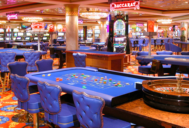Casino on Norwegian Dawn