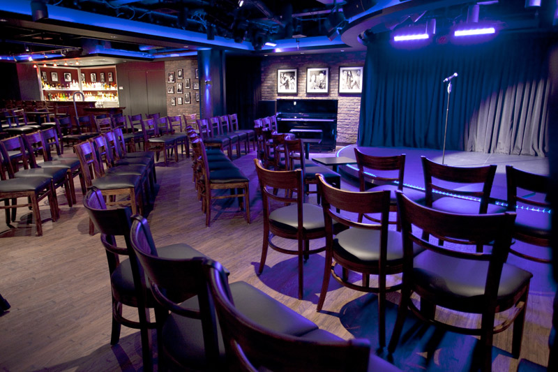 Headliners Comedy Club on Norwegian Epic