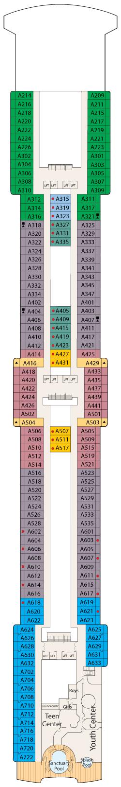 31 Perfect Island Princess Cruise Ship Deck Plan