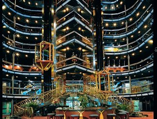Fascination Atrium on Carnival Fascination
