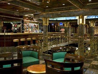 Polo Cigar Lounge on Carnival Sensation