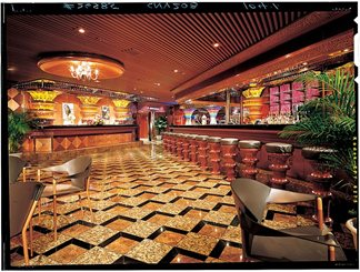 Drama Bar on Carnival Elation