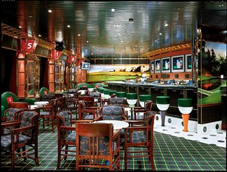 On The Green Sports Bar on Carnival Glory