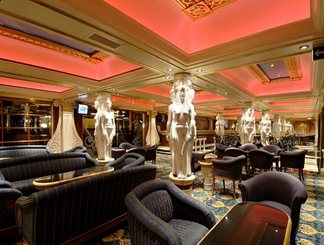 Chopin Cigar Lounge on Carnival Inspiration