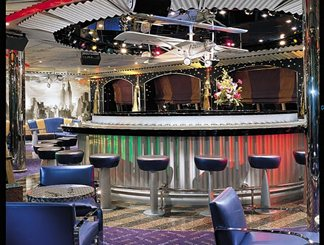 Lindy Hop Piano Bar on Carnival Valor