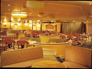 Adriatic Aft Lounge on Carnival Victory