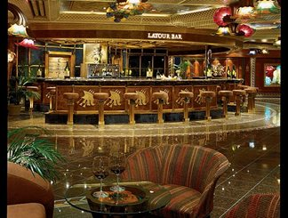 Latour Wine Bar on Carnival Conquest