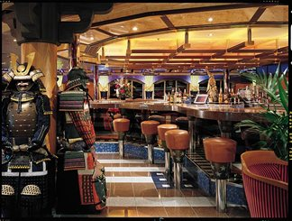 The Dream Bar on Carnival Valor