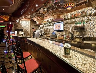 Musical Cafe on Carnival Elation
