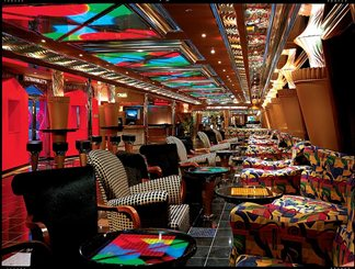 Kaleidoscope Boulevard on Carnival Glory