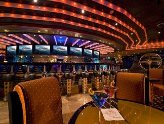 The Song Jazz Lounge on Carnival Dream