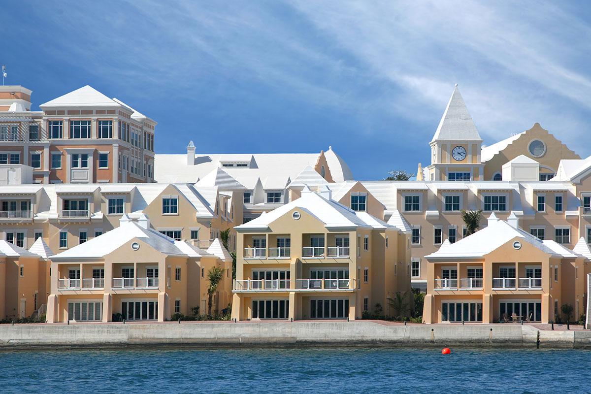 Hamilton Bermuda Cruise Port
