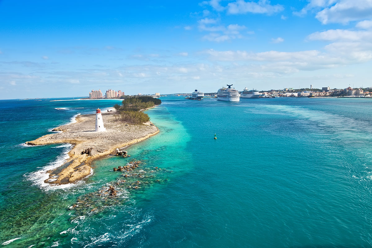 Best Nassau Beach Near Cruise Terminal