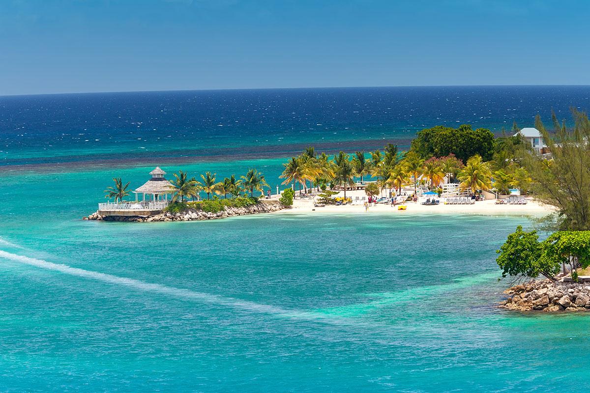 Ocho Rios Jamaica Cruise Port