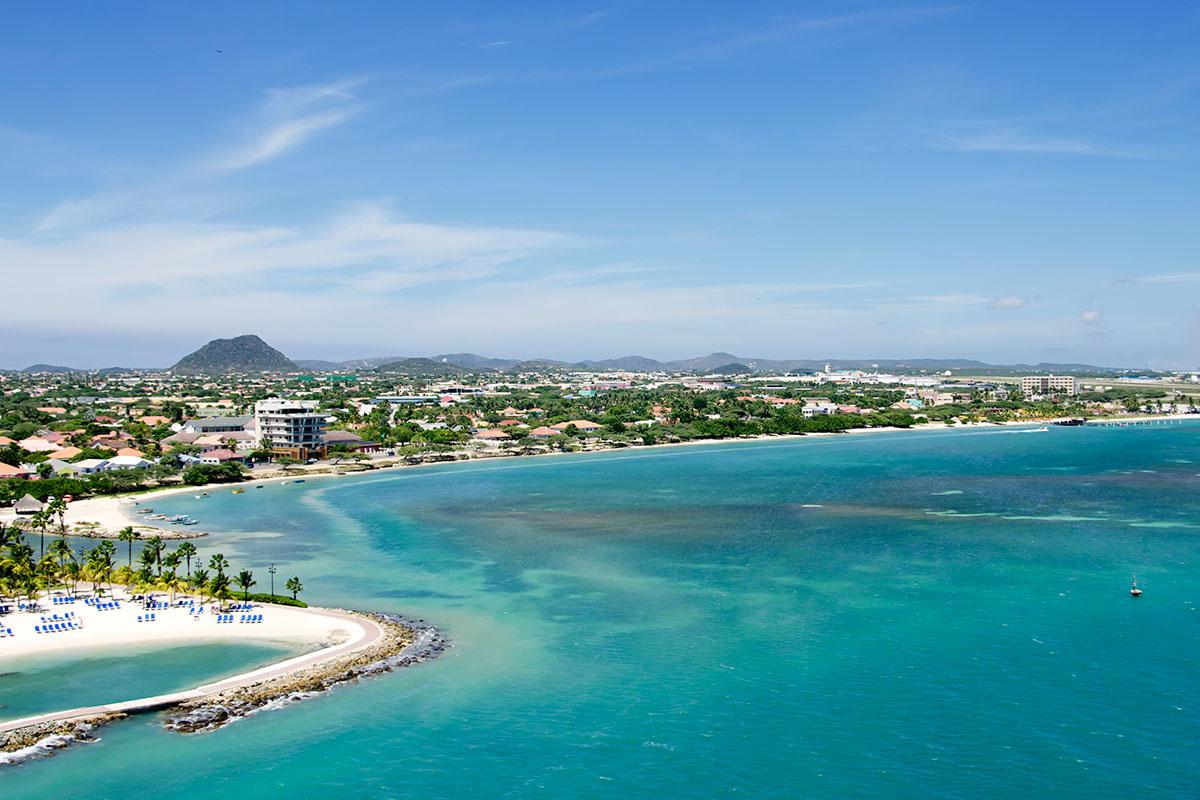 Oranjestad Aruba Cruise Port