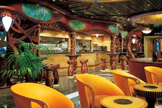 Vienna Cafe on Carnival Triumph