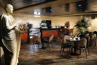 The Bistro on Carnival Fantasy