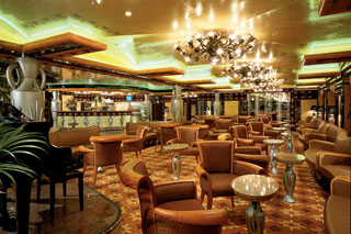Legend's Cafe on Carnival Legend