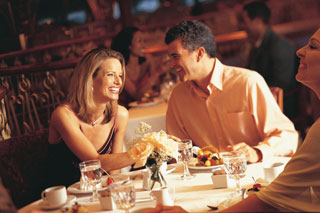 Your Time Dining on Carnival Imagination