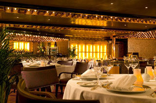 The Chef's Art Steakhouse on Carnival Dream