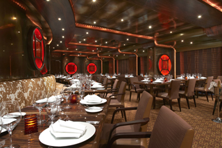 Prime Steakhouse on Carnival Magic