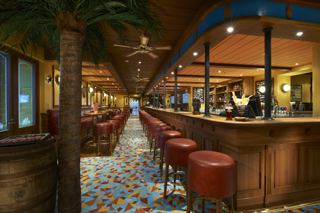 Red Frog Pub on Carnival Magic