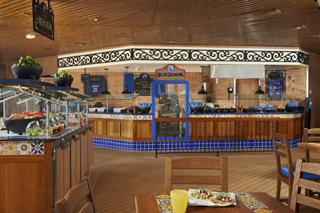 Blue Iguana Cantina on Carnival Sunshine