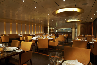 Fahrenheit 555 Steakhouse on Carnival Sunshine