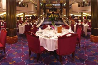 The Grand Restaurant (Main Dining Room) on Celebrity Century